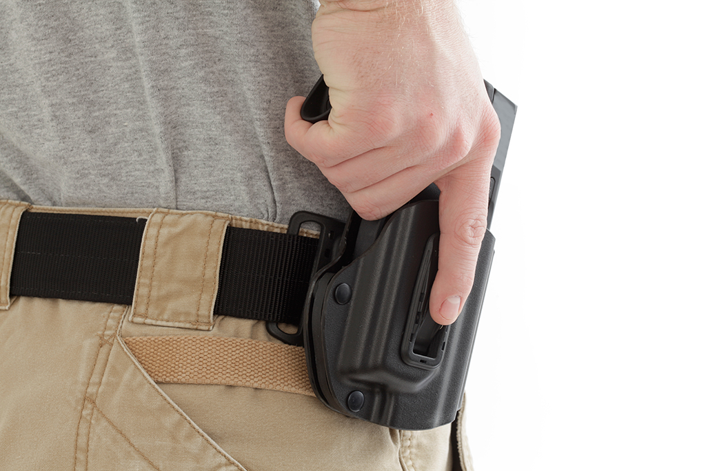 Auto Locking Gun Holsters Concealed Carry Holsters