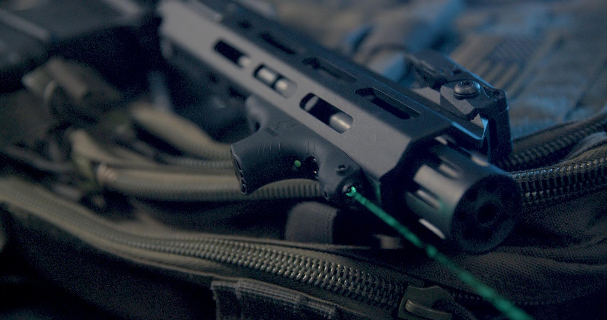 Viridian HS1 Hand Stop Laser