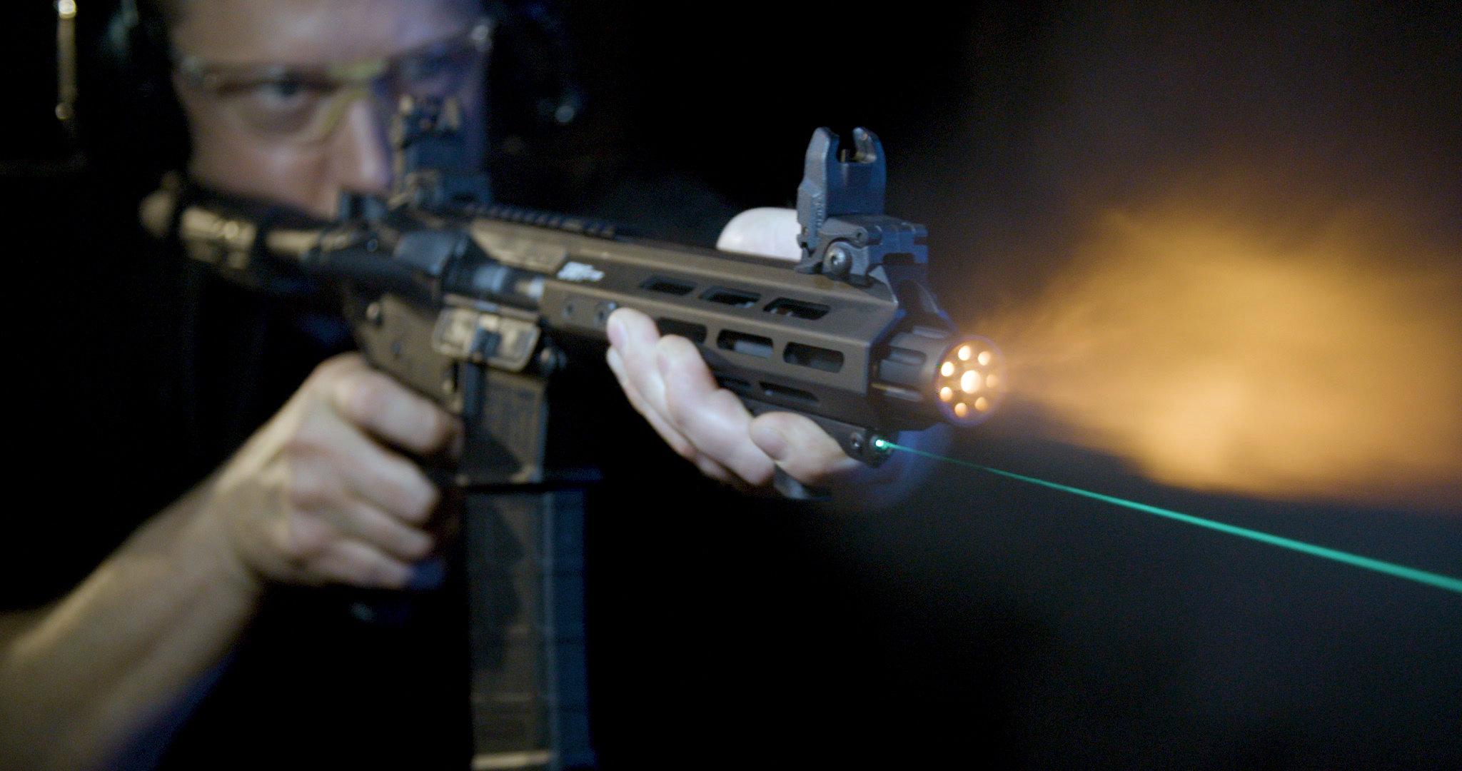 Viridian HS1 Laser Activation