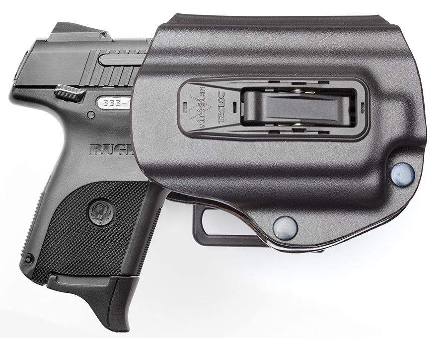 TacLoc Holster for Ruger SR9c Right-Handed with C Series