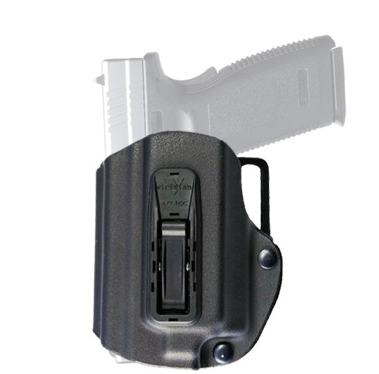 TacLoc Holster for Springfield XD/XDm 9/40/45 Left-Handed with C Series