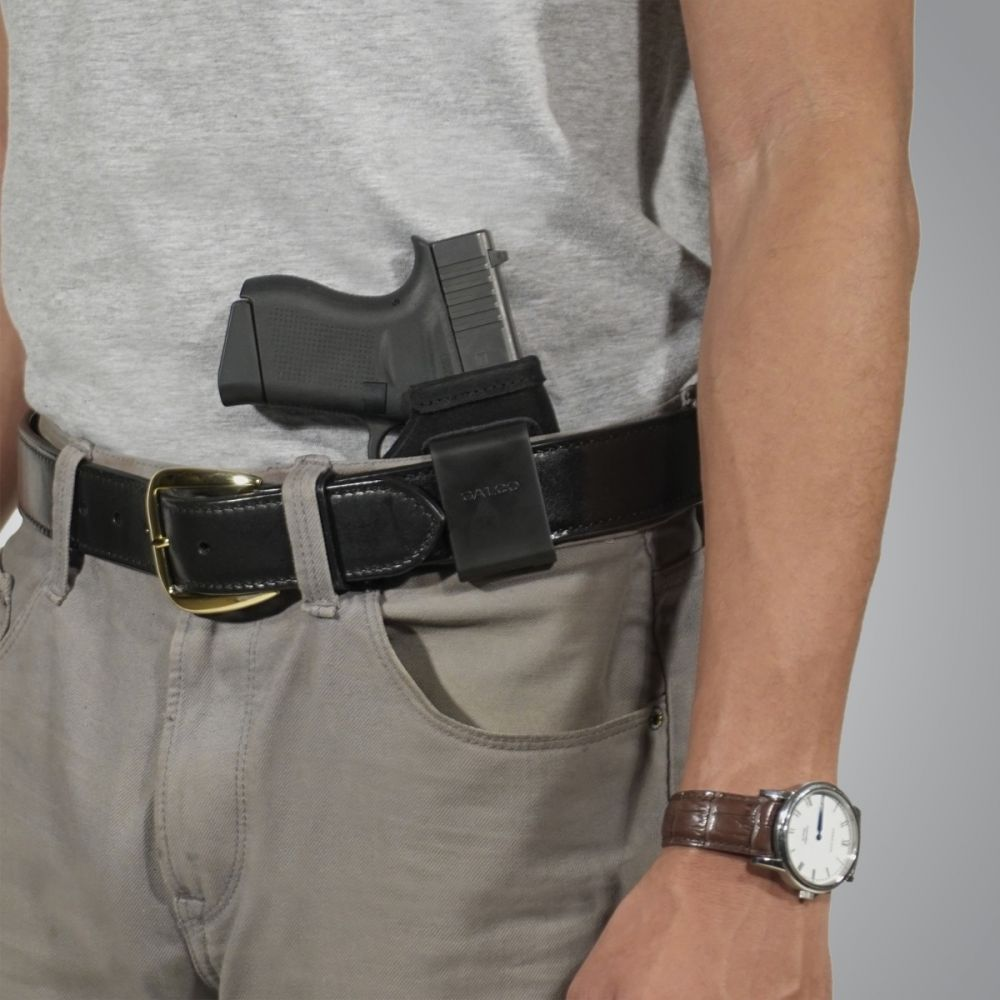 RH IWB Stow-N-Go for Ruger LCP / LCP II with Reactor