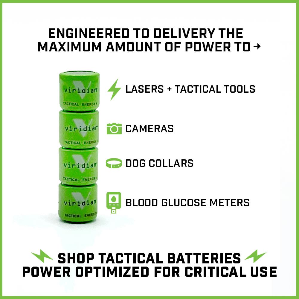 Tactical Batteries