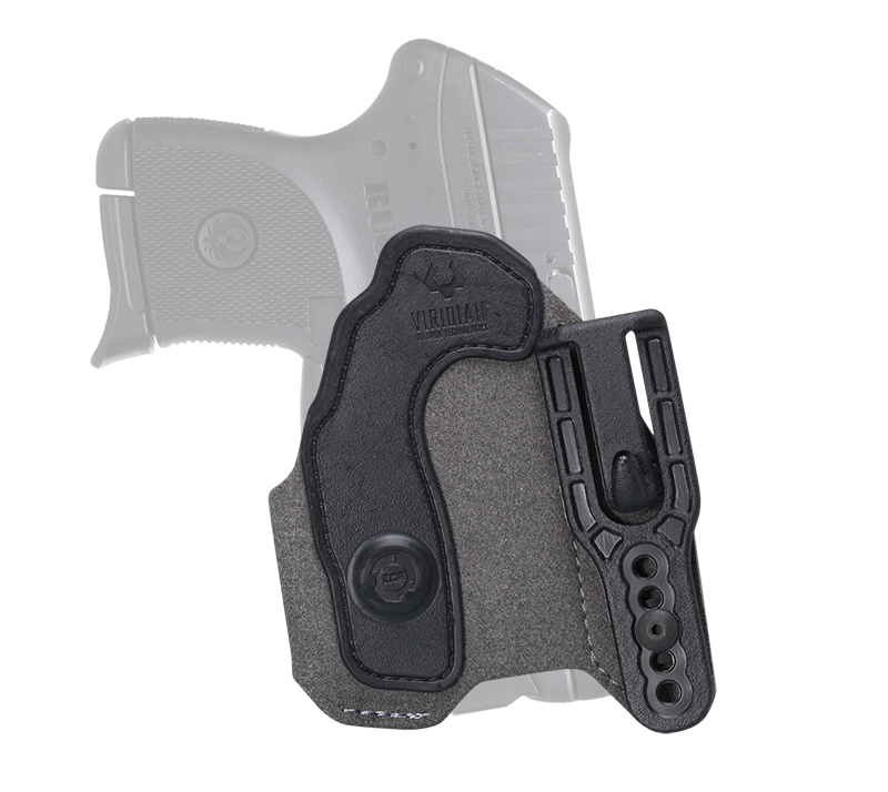 Viridian Weapon Technologies Amidexterious Inside the Waistband Holster for REACTOR laser sights and tactical lights