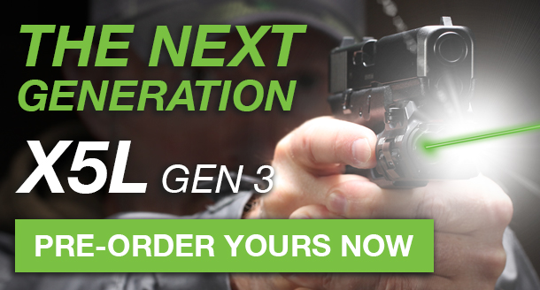 The next generation. X%L gen 3. Pre-order yours today.