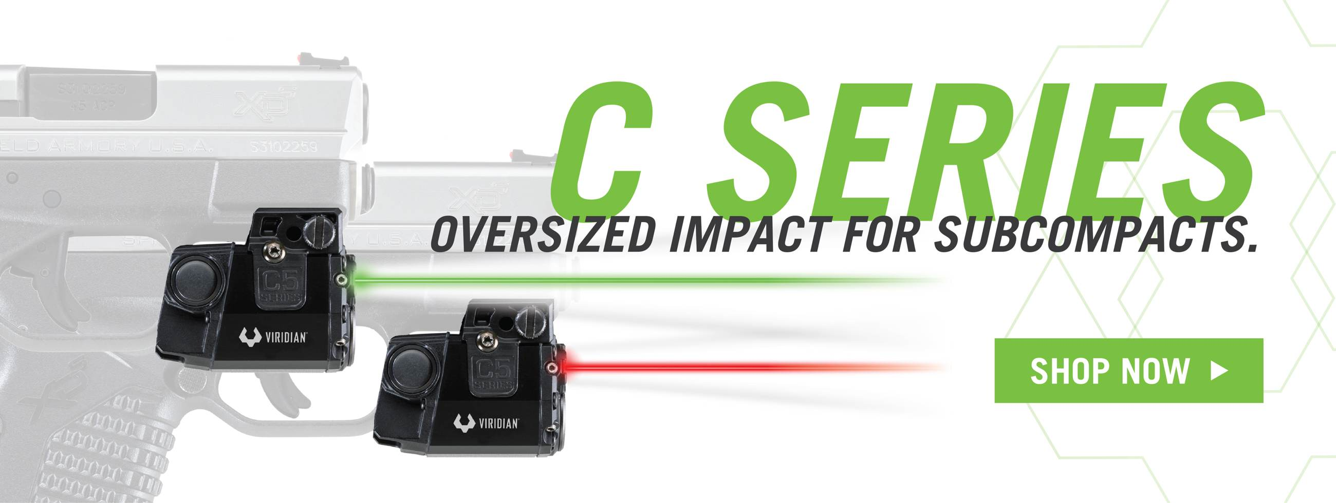 C Series - Oversized Impact for Subcompacts